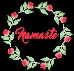Namaste Wreath