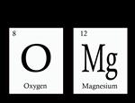 OMG periodic table