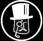 Logo in White Gear