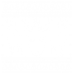 Christmas Deer Gifts White Print