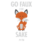 Go Faux for Fox Sake