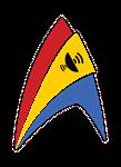 Trek Geek Delta - No Border