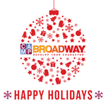 Camp Broadway Holiday Collection