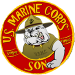 US Marine Corp Son (Devil Dog)