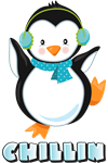 Chillin Penguin