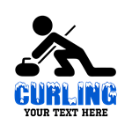 Curling Personalized