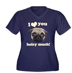 Shug The Scottish Pug Loves You!