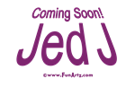 Coming Soon! Jed J  (Violet)