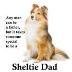 Sheltie Dad