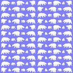 Line of Polar Bears 1