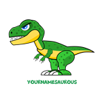 T-Rex Personalized