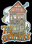 710 ASHBURY - Grateful Dead House - Original Art