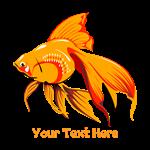 Goldfish Personalized