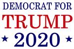 Democrat for Trump 2020