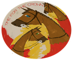 Time for the Crown - Horse Racing Apparel and Gift