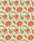 Indian Vintage Floral Pattern