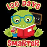 100 Days Boy Monster
