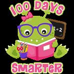 100 Days Girl Monster