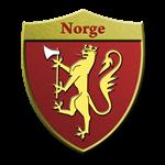 Norway Metallic Shield