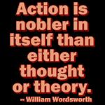 Action Is Nobler
