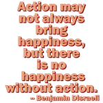 Action May Not Always