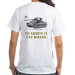 Sherman Tank Shirts!