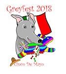 NEW! Greyfest 2018