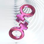 2 Female Symbols