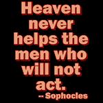 Heaven Never Helps