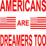 Americans Are Dreamers Too