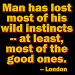 Man Has Lost