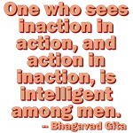 One Who Sees Inaction