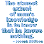 Extent of Knowledge