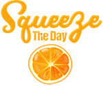 Orange Squeeze The Day