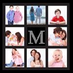Photos Monogram Personalized