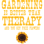 Gardening Therapy Flowers