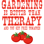 Gardening Therapy Tomatoes