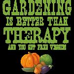 Gardening Therapy Veggies