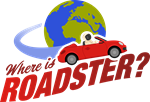 Where Is Roadster- Official Logo!