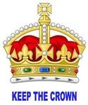 KEEP THE CROWN