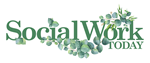 Social Work Today Green Flowers