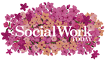 Social Work Today Pink Flowers