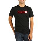Clothing with VirtualDJ Logo