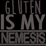 Gluten Is My Nemesis T-shirts