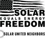 Solar = Energy Freedom