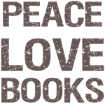 PEACE LOVE BOOKS T-SHIRTS