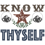 KNOW THYSELF T-shirts