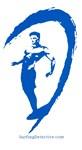Surfer Logo Blue