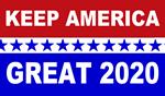 Keep America Great 2020