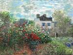 Monet Artist's Garden Argenteuil